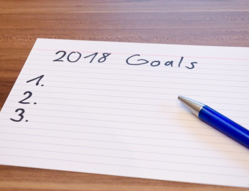 2018 Career Resolutions