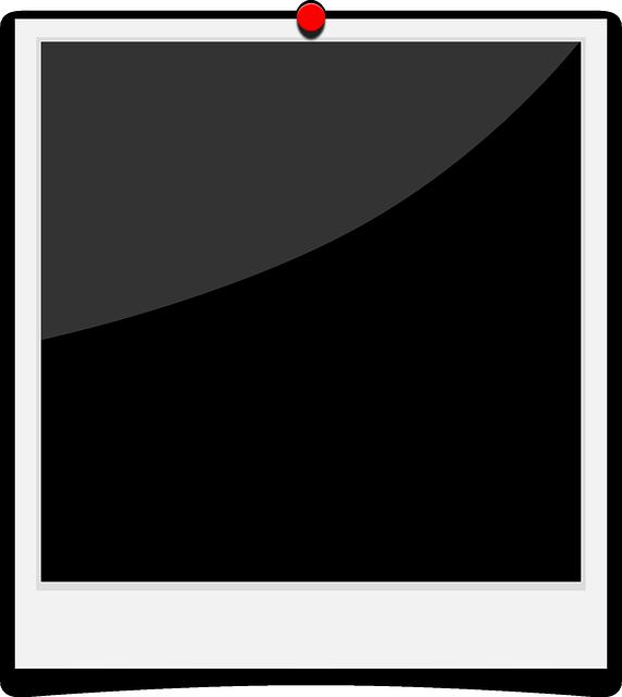 Blank resume headshot